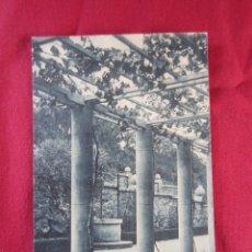 Postales: BARCELONA - PARQUE DE MONTJUICH. Lote 178708955