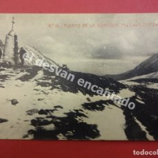 Postales: PUERTO DE LA BONAIGUA. LA CREU. Lote 178752822