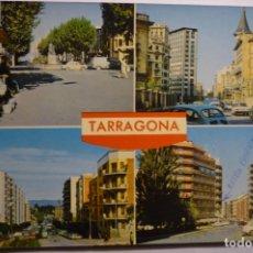 Postales: POSTAL TARRAGONA - VARIAS VISTAS ESCRITA. Lote 178765727
