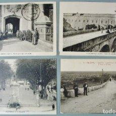 Postales: 7 ANTIGUAS POSTALES DE FIGUERAS, GIRONA. . Lote 178777721