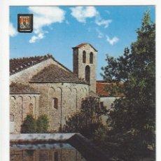 Postales: 115 - MONTSERRAT.- SANTA CECILIA.- CAPELLA ROMANICA.. Lote 178860421