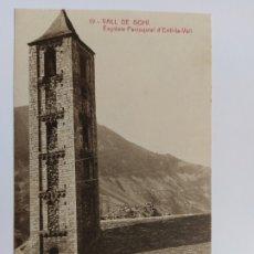 Postales: VALL DE BOHI-ESGLESIA-19-THOMAS-VER FOTOS-(62.768). Lote 178892996