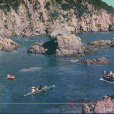 Postales: POSTAL COSTA BRAVA - TOSSA DE MAR - SES ILLETES SERIE I NUM 2414 - CAMPANA. Lote 178893536