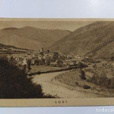 Postales: SORT-HUECOGRABADO RIEUSSET-VER FOTOS-(62.854). Lote 178902571