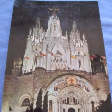 Postales: POSTAL DE BARCELONA - TIBIDABO. Lote 178936541