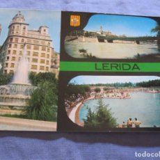 Postales: POSTAL DE LERIDA. Lote 178936752