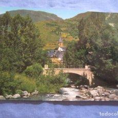 Postales: POSTAL DE SALARDÚ LERIDA. Lote 178937186