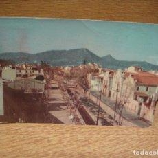 Postales: VILASAR DE MAR - EDICIONES G.B - CIRCULADA. Lote 178998720