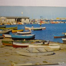 Postales: POSTAL SAN CARLOS RAPITA .-PUERTO CLUB NAUTICO. Lote 179077436