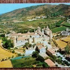 Postales: MONASTERIO DE POBLET - TARRAGONA. Lote 179087395