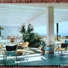Postales: HOTEL ALGA - CALELLA DE PALAFRUGELL. Lote 179087470