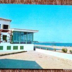 Postales: MOTEL MAR BLAU - PLAYA DE ARO - COSTA BRAVA. Lote 179088007