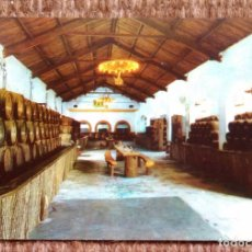 Postales: BODEGA RAMIRO - LLAGOSTERA - COSTA BRAVA. Lote 179088120