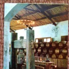 Postales: BODEGA RAMIRO - LLAGOSTERA - COSTA BRAVA. Lote 179088147