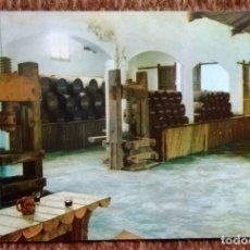 Postales: BODEGA RAMIRO - LLAGOSTERA . Lote 179089776