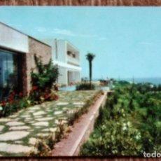 Postales: HOTEL ALGA - CALELLA DE PALAFRUGELL. Lote 179089846