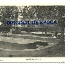 Postales: (PS-61850)POSTAL DE AGRAMUNT-LAVADEROS PUBLICOS. Lote 179089976