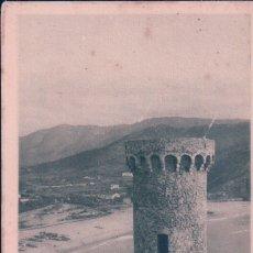 Postales: POSTAL TOSSA DE MAR - VILA VELLA - LA TORRE D EN JOANA - JORDI - RECULL N 4. Lote 179172043