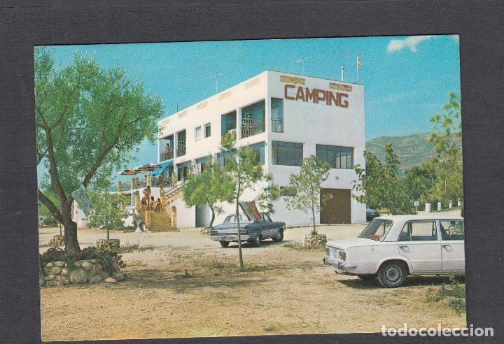 ALCANAR PLAYA. CAMPING MARE NOSTRUM (Postales - España - Cataluña Moderna (desde 1940))