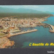 Postales: L´AMETLLA DE MAR.- 61 VISTA AÉREA. Lote 179186898