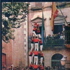 Postales: POSTAL NENS DEL VENDRELL - CUATRE DE SET - CIRCULADA - CAMPAÑA. Lote 179202237