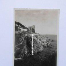 Postales: S'AGARO. CASTELL D'ARO. CCTT. Lote 179237633