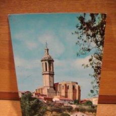Postales: ESPARRAGERA - FOTO PUIGFONT - AÑO 1976. Lote 179328546