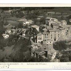 Postales: LLEIDA SAN LORENZO DE MORUNYS LA COMA. ED. FOT. M. PUJOLS POSTAL FOTOGRÁFICA, CIRCULADA. Lote 179329342