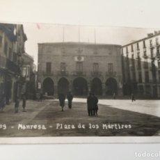 Postales: POSTAL MANRESA . Lote 179515832
