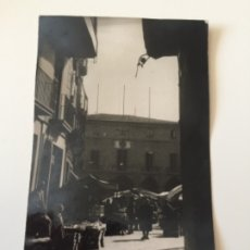 Postales: POSTAL MANRESA , PLAZA DE LOS MARTIRES. Lote 179515903