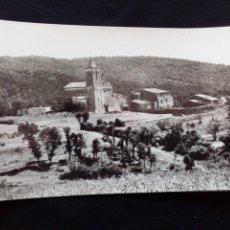 Postales: POSTAL FOTOGRÁFICA 32 AMER S. CLIMENT ESGLESIA FOTO TORRENTS CIRCULADA. Lote 179519065