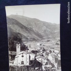 Postales: POSTAL FOTOGRÁFICA N°1 OSOR IGLESIA PARROQUIAL CIRCULADA. Lote 179519250
