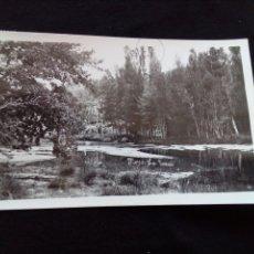 Postales: POSTAL FOTOGRÁFICA MOYA LA FOSCA S.RENOM CIRCULADA. Lote 179520561
