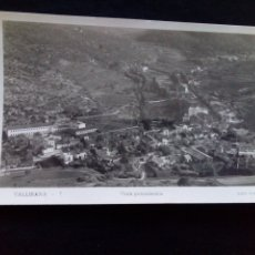 Postales: POSTAL FOTOGRÁFICA VALLIRANA 7 VISTA PANORÁMICA EDIT. PASCUAL. Lote 179527780