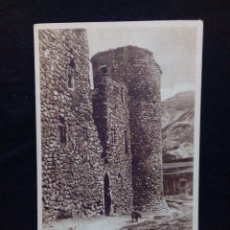 Postales: POSTAL BAGA FUERTE HUECOGRABADO CIRCULADA EN 1954. Lote 179529653