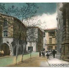 Postales: BARCELONA MOYÁ VISTA DETALLE. ED. JORI. POSTAL FOTOGRÁFICA EN BLANCO Y NEGRO, COLOREADA. Lote 179537365
