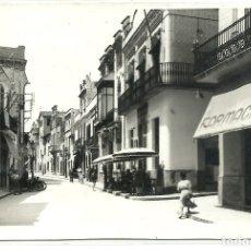 Postales: (PS-61865)POSTAL DE CANET DE MAR-CALLE GENERALISIMO.FARMACIA. Lote 179943541