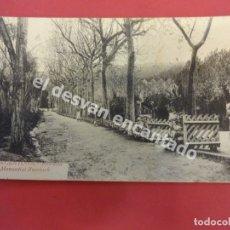 Postales: ARGENTONA. ENTRADA DEL MANANTIAL BURRIACH. Lote 180007601
