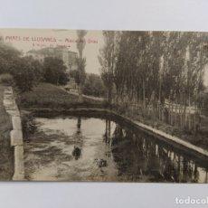 Postales: PRATS DE LLUSANES-MASIA DEL GRAU-6-ROISIN-VER REVERSO-(63.247). Lote 180031153