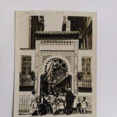 Postales: BARCELONA-FESTA MAJOR DE GRACIA-CARRER VICH-AÑO 1924-POSTAL FOTOGRAFICA-VER REVERSO-(63.261). Lote 180034667