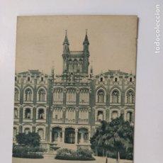 Postales: BARCELONA-SARRIA-FACHADA COLEGIO DE JESUITAS-201-THOMAS-LB BARTRINA-VER REVERSO SIN DIVIDIR-(63.263). Lote 180034808