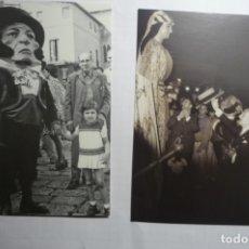 Postales: LOTE POSTALES MODERNAS GIGANTES Y CABEZUDOS TARRAGONA Y DALI -EDIC.AYUNTAMIENTO 150 ANIV.. Lote 180042785