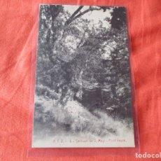 Postales: A. T. V. 6. ARGENTONA. SANTUARI DE S, MAGI. FONT NEGRE. POSTAL 9 X 14 CM.. Lote 180043525