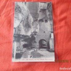 Postales: A. T. V. 834. SAN MIGUEL DEL FAY. ENTRADA. PATIO INTERIOR. POSTAL 9 X 14 CM.. Lote 180043703