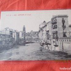 Postales: A. T. V. 529. GERONA. EL ONYAR. POSTAL 9 X 14 CM.. Lote 180043898