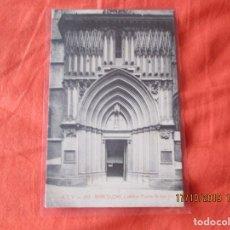 Postales: A. T. V. 253. BARCELONA. CATEDRAL. PUERTA DE SAN JUAN. POSTAL 9 X 14 CM.. Lote 180043922