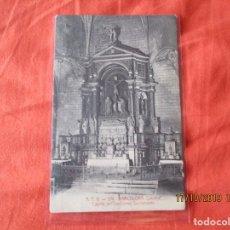 Postales: A. T. V. 278. BARCELONA. CATEDRAL. CAPILLA DEL SANTISIMO SACRAMENTO. POSTAL 9 X 14 CM.. Lote 180043953