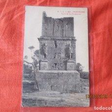 Postales: A. T. V. 419. TARRAGONA. TORRE DE LOS ESCIPIONES. POSTAL 9 X 14 CM.. Lote 180044077