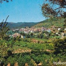 Postales: BARCELONA TORRELLAS DE LLOBREGAT VISTA GENERAL ED. PALET FOTO GUILERA Nº 104 AÑO 1966. Lote 180081491