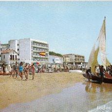 Cartoline: CALAFELL, PLAYA - ESCUDO DE ORO Nº 2953 - EDITADA EN 1967 - S/C. Lote 180100952
